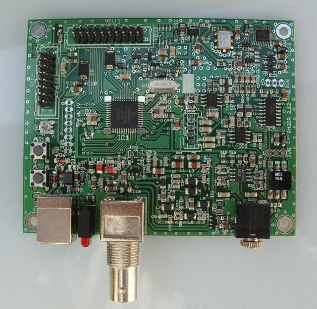Цифровой радиоприемник PM-SDR